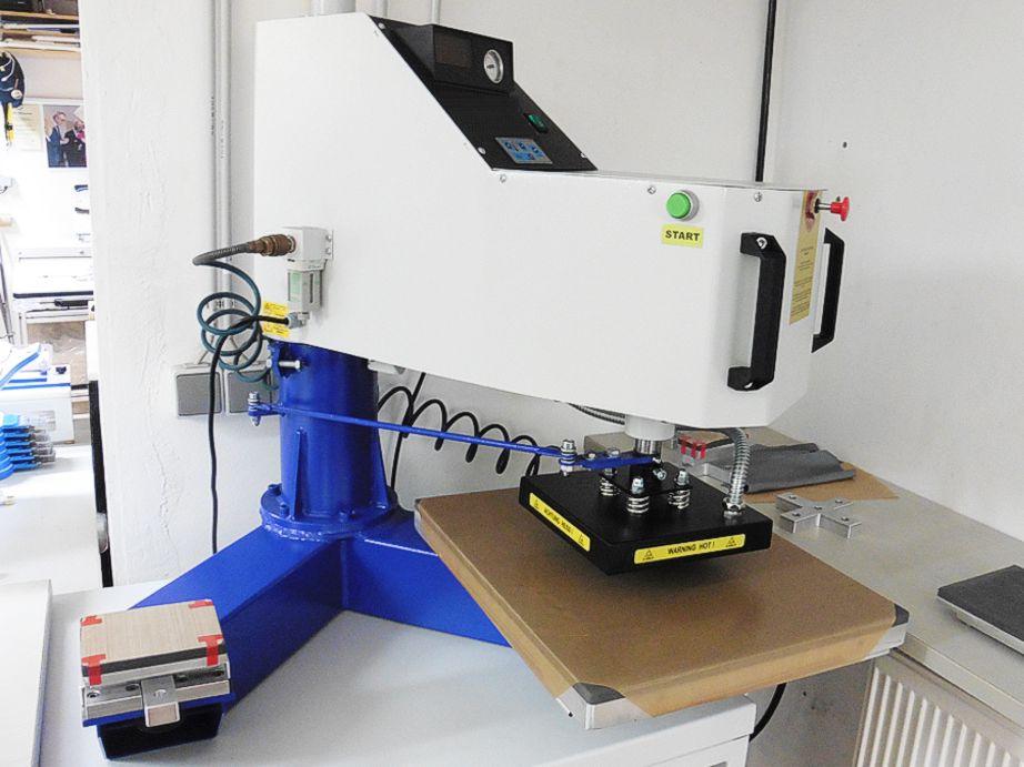 Textilpresse